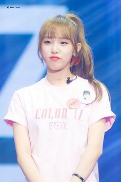 ♡˳೫˚∗ yena ₊ #아이즈원 ⋆ฺ。*:・ 181029 ➳ my girl ˳೫˚ Yuri, Kpop Girl Groups, Kpop Girls, Korean Bangs, Honda, Korean Girl Fashion, Pre Debut, Fandom, Baby Ducks