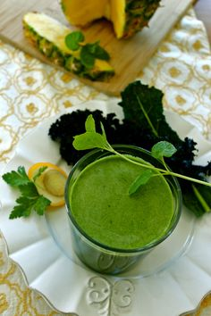 Kale Kleanse Juice Recipe