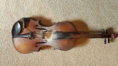 Liz Sloan's Road Fiddle!