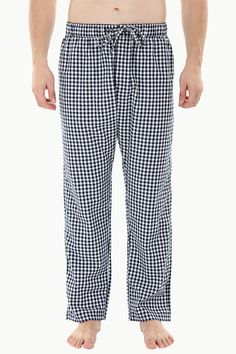 15eca60a31d Buy Navy Check Lightweight Pyjamas for Men Online in India at Zobello.  Pyjamas OnlineMens SweatpantsDo ...