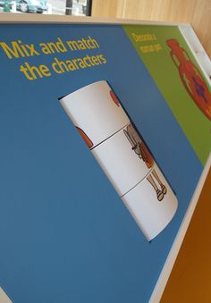 PLAY Activity Centre at The Collection, Lincoln, Smith and Jones Design Consultants.