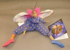 Kate Church Fruit Fly Dottie $25.95   Dolls & Doll Art