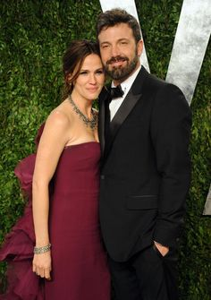 Ben Affleck and wife Jennifer Garner.... the sweetest couple in Hollywood