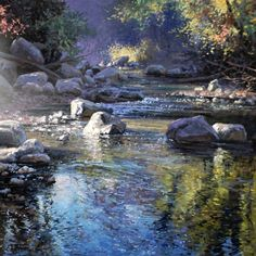 Michael Godfrey - Morning light