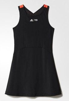 Ana Ivanovic's Y-3 Adidas dress for Roland Garros 2016
