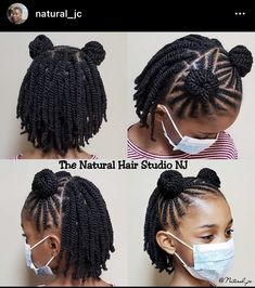 Little Girls Natural Hairstyles, Toddler Braided Hairstyles, Kids Curly Hairstyles, Baby Girl Hairstyles, Toddler Braids, Braid Hairstyles, Little Girl Braid Styles, Kid Braid Styles, Little Girl Braids