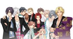 Brothers Conflict, I missed so much