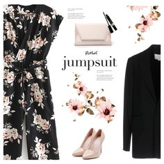 #Jumpsuit by meyli-meyli on Polyvore featuring polyvore, fashion, style, Alexander Wang, clothing, romwe and jumpsuits