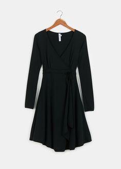 Organic Cotton Luxe Wrap Dress   Rodale's