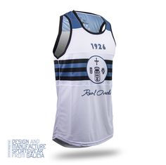 Camiseta Running Real Oviedo Real Oviedo, Athletic Tank Tops, Running, T Shirt, Design, Women, Fashion, T Shirts, Supreme T Shirt