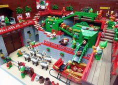 Santa's house1(by Bricks for Brains)