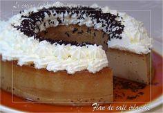Lo mejor del flan y lo mejor del combinado conocido como café irlandeś, juntos en un mismo postre. Nos dan la receta desde el blog LA COCINA DE LOLI DOMINGUEZ.
