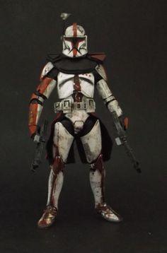 ARC Trooper custom action figure