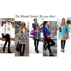 """""""The Blonde Salad"""" by gabriela2105 on Polyvore"""