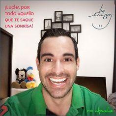 Lucha por todo aquello que te saque una sonrisa! #BeHappy  #RoAlpuche #JustMe #Entrepreneur #Dreamer #LoveMyDog #TravelLover #GreatFriend #Cancun #Chetumal #Mexico #HappyBoy #Happiness #LoveWhatYouDo