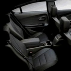 Volt Armrest Package, Jet Black: This armrest package fits between the rear passenger seats and is available for cloth interior. Chevrolet Volt, Rear Seat, Jet, Interior, Black, Black People, Design Interiors, Interiors, Interieur