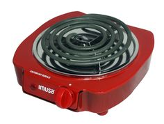 IMUSA 80305R Electric Single Burner, Red ** This is an Amazon Affiliate link. Check out the image by visiting the link.