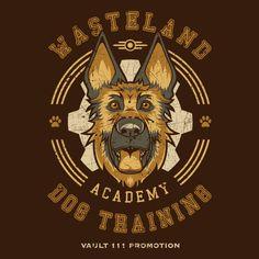 #fallout #dogmeat #tshirt