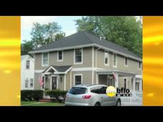 Mike Washington From Ivy Lea Construction In Buffalo, NY Talks About Exterior Home Repairs Including Roofing, Gutter And Window Repairs And Replacement. Window Repair, Roof Repair, Roofing Contractors, Home Repairs, Roof Design, Ivy, Shed, Outdoor Structures, Construction