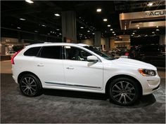 2015 Volvo XC60: 2014 Volvo XC60 31 (2014 Volvo XC60)...and This is the color!