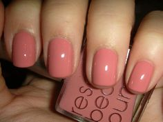 The perfect coral for spring!
