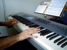 Metal Gear Solid on piano