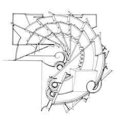 Hidden Architecture: Spiral Apartment House