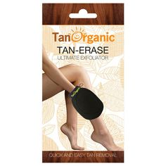Tan Organic Tan Erase - £14.99 www.naturalcollection.com