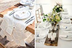 Event Deko Ideen: Tisch Dekoration – stylisch & günstig