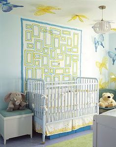 Love this for a nursery