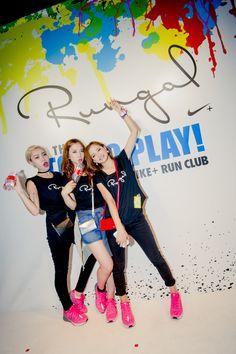"NIKE+ RUN CLUB ""RUNGAL"""