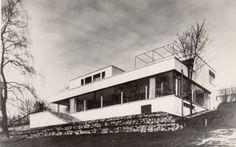 Die Villa Tugendhat in Brünn wurde 1929-30 nach einem Entwurf von Ludwig Mies van der Rohe errichtet.