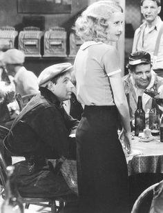"misstanwyck: "" Barbara Stanwyck in Baby Face, 1933 "" Barbara Stanwyck, Vintage Hollywood, Classic Hollywood, Santa Monica, Beyonce, The Lady Eve, Grammys 2017, Brooklyn, Star Wars"