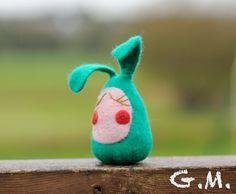 Cute Bunny. Sachet. Toy