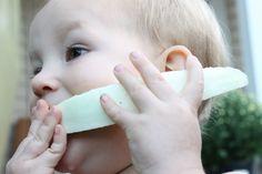 Sem papinhas, método BLW estimula a autonomia do bebê na alimentação