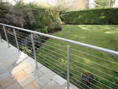 Domestic Balustrades | Balustrade UK, Glass, Metal, Stainless Steel Balustrades