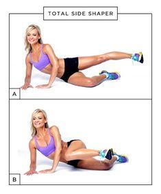 6⃣ Moves To Get Crop Top Worthy Abs!  #Health #Fitness #Trusper #Tip