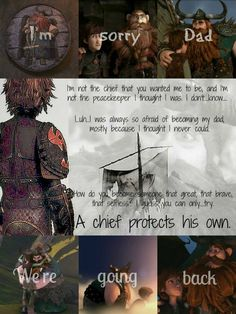 © Carlo Rigione < This is just pure sad and touching. I really like Stoick. S sacrificial. Httyd Dragons, Dreamworks Dragons, Disney And Dreamworks, Httyd 2, Dragon 2, Dragon Rider, Dragon Quotes, Dragon Memes, How To Train Dragon