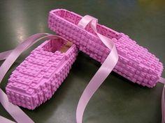 LEGO Ballet Shoes #MademoiselleAlma #LEGO