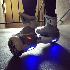 This intelligent personal mobility device brings a fun element to the way you see, move, and connect with the world.