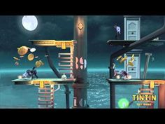 The Adventures of Tintin  The Secret of the Unicorn The Game   Gamescom 2011 Trailer   PS3 Xbox360 3DS Wii