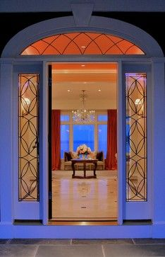 Mercer House - traditional - entry - other metro - BROWN DAVIS INTERIORS, INC.