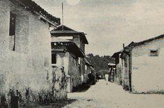 San Ignacio Street, HagåtñaOrigin of village name in Chamorro Hagåtña