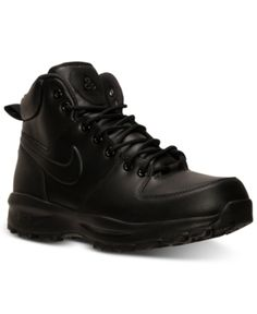 pretty nice a6e58 be337 Men s Manoa Leather Boots from Finish Line