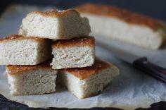 uten gluten: glutenfri luftig foccacia med bokhvete