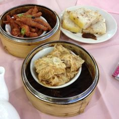 Dim Sum in Chinatown NYC