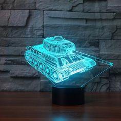 World of Tanks Night Light