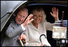 Prince Charles and Camilla Parker Bowles - Camilla, Duchess of Cornwall visits the 132nd Sandringham Flower Show at Sandringham House in Norfolk