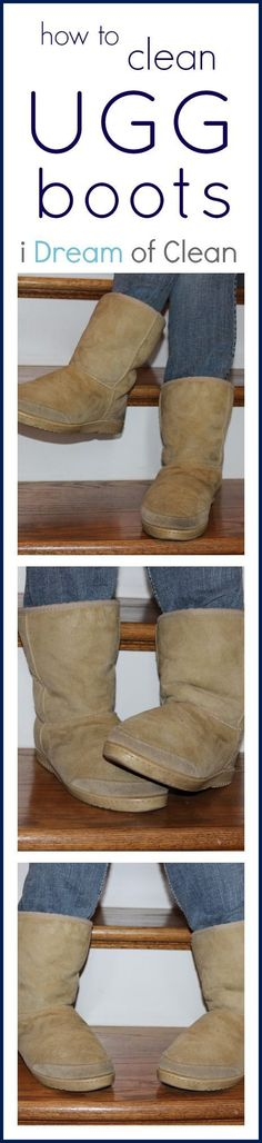 Ugg boots have become a very popular fashion essential over the past few years.BUT what happens when they get stained or dirty. These tips will help you clean and deodorize your precious Ugg boots! Boots Christmas Gifts, Girls Christmas Outfits, Winter Outfits, Diy Christmas, Casual Outfits, Men Casual, Uggs For Cheap, Mode Shoes, Boating Outfit