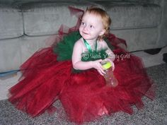 Permanent Link to How to Make a Halter Tutu Dress